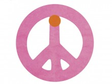 Girlanda Hippies II 4M